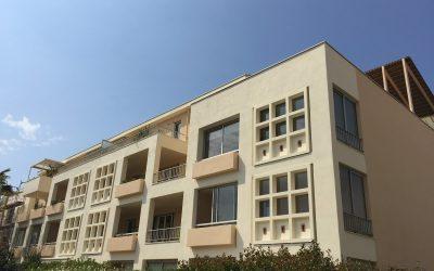 Rénovation de la résidence «Les Collines de Marseilleveyre»