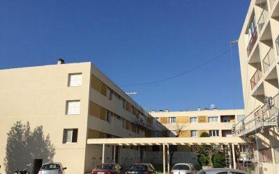 Ravalement de façade à Carnoux