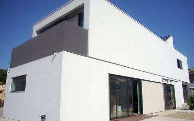Ravalement de façades à Aubagne